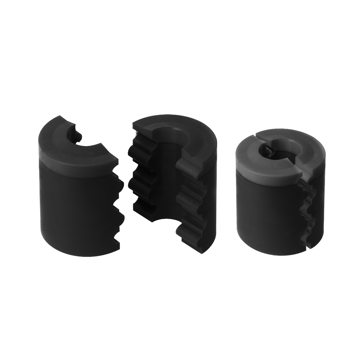Coil Tubing Stripper Rubbers Assembly