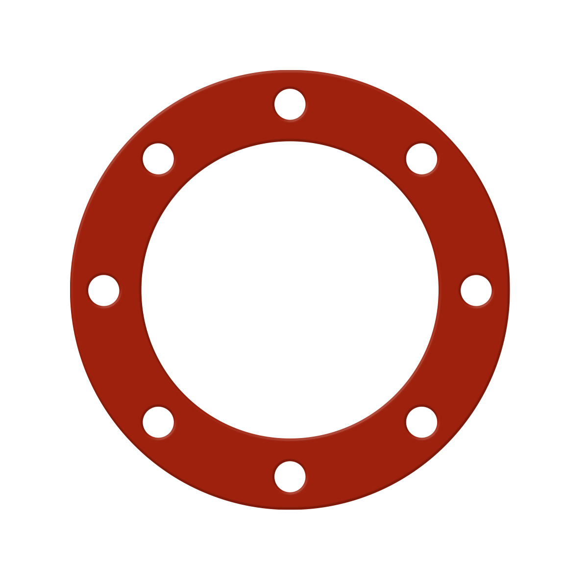 Thomson Red Rubber Gasket