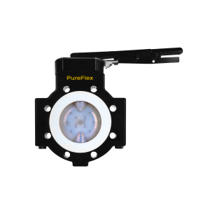 composite butterfly valve