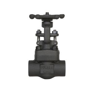 Powell Forged Steel Valve